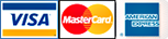 Visa Mastercard American Express